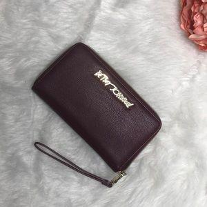 Betsey Johnson Wristlet Wallet - Flawed
